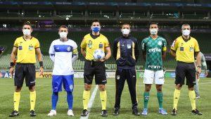 Créditos: Fabio Menotti/Palmeiras